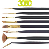Tole And Craft Brushes