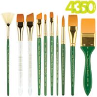 Lauren Better Synthetic Brushes 4350