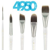 Glacier Better Synthetic Brushes 4950