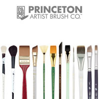 Elite Synthetic Sable Brushes 4850